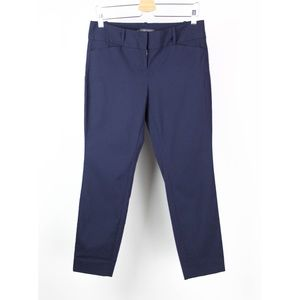 Limited Womens Pants Exact Stretch Slim Cropped